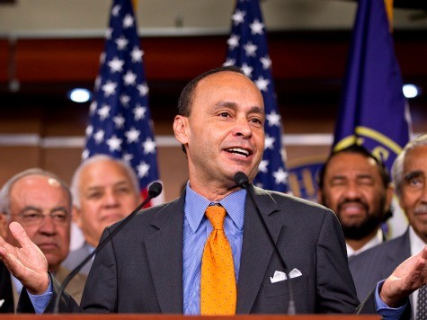 Luis Gutierrez: 'My Responsibility' to Register as Many Illegal Immigrants as I Can for Exec Amnesty
