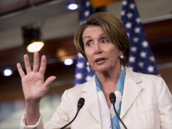 Liberals Protest Pelosi's Pro-NSA Vote