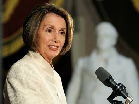 Pelosi: IRS Scandal 'Opportunity' to Overturn Citizens United