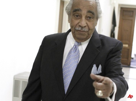 Rep. Rangel (D-NY): Tea Party Same 'White Crackers' Who 'Bombed Little Kids' During Civil Rights