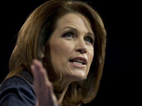 Breitbart News Saturday–Bachmann: Obama's Done 100x More Damage to U.S. Abroad