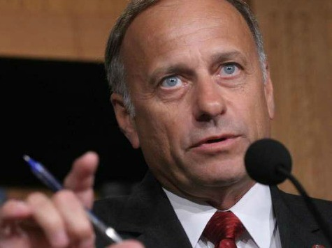 Rep. Steve King: Remain 'Ever Vigilant' Against Amnesty