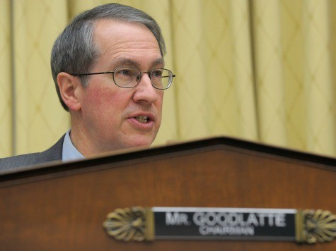 Exclusive: House Judiciary Chairman Opposes Conference with Senate Amnesty Bill