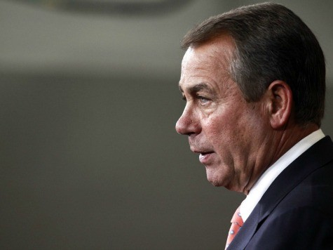 GOP Congressman: Boehner Will Lead Republicans to 2014 Loss