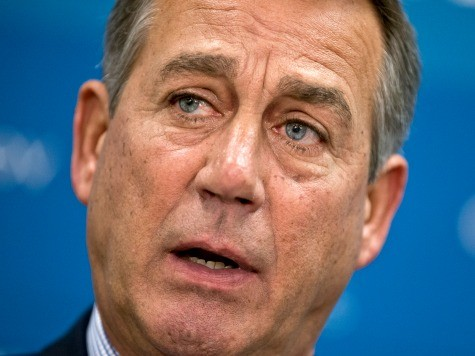 Rand Paul: If Boehner Passes Amnesty, Will Be 'Final Thing He Does as Speaker'