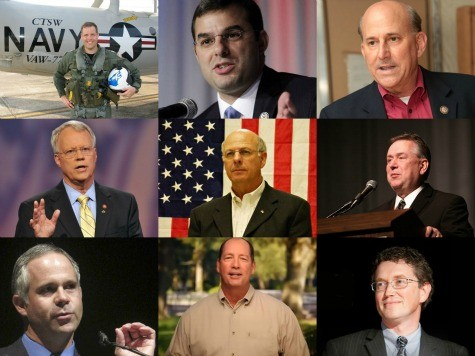 The 12 Lawmakers Who Didn't Support Boehner