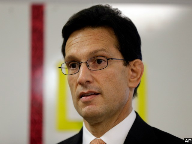 Cantor's 'Pledge' At Center Of Secretive Immigration Push, Chairman Says