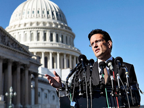 The Man Who Can Say No: Who Is Eric Cantor?