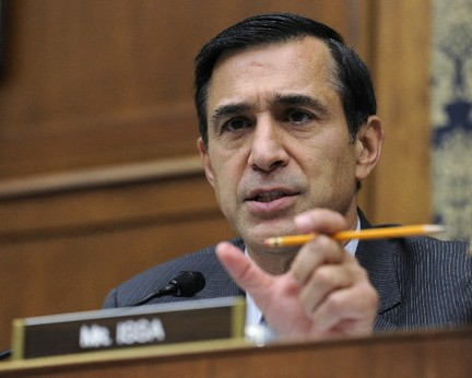 Issa Targets FEC in IRS Investigation