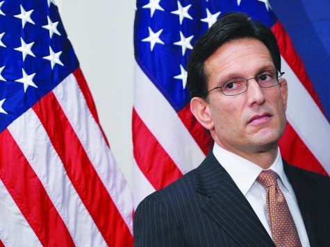 As Government Shutdown Looms, Eric Cantor Holds Meeting on Amnesty