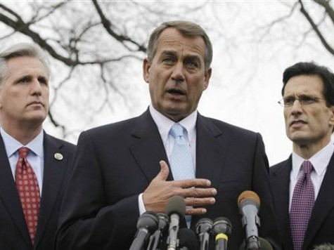 House GOP Leadership PACs Snub Conservatives