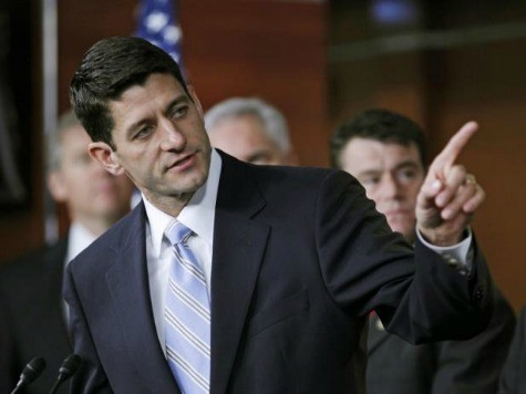 Ryan: House GOP to Bring 'Comprehensive' Immigration Bill to 'Fix' Senate Legislation