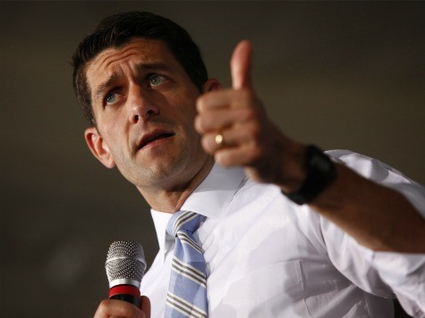 Paul Ryan Supports 'Concept' of Internet Sales Tax