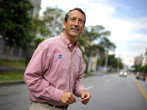 WSJ: Sanford 'Roared Back to Political Life'