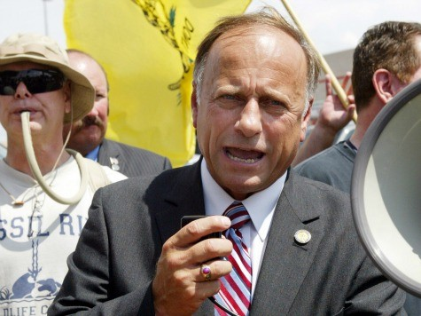 Steve King: 'I'm Not Ready to Declare Victory' on Amnesty