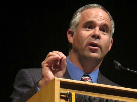 Rep. Tim Huelskamp: 'We'll Win Fight for Marriage Like We're Winning Fight for Life'