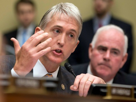 Trey Gowdy shoots down Obama's claim amnesty is next on legislative agenda: 'No it's not'