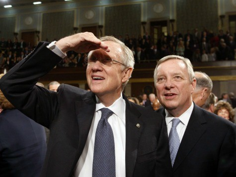 Harry Reid: Our Southern Border Is Secure