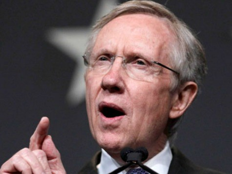 Harry Reid Calls Cruz a 'Laughingstock'