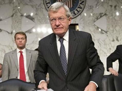 Sen. Max Baucus to Be Named Ambassador to China