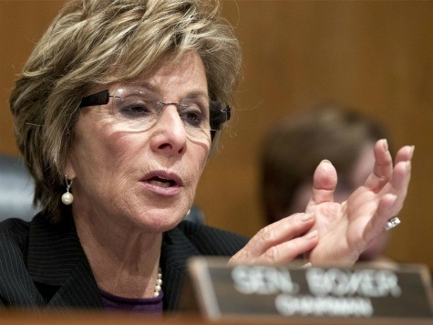Speculation Continues that Senator Boxer May Retire After 2016