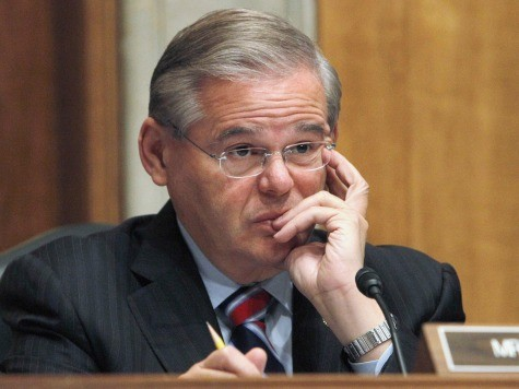 Menendez Admits Flying to Dominican Republic on Donor's Private Plane