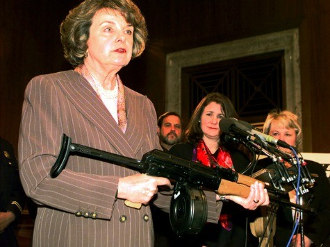 Feinstein Flashback: 'I Understand the Urge to Arm Yourself… That's What I Did'