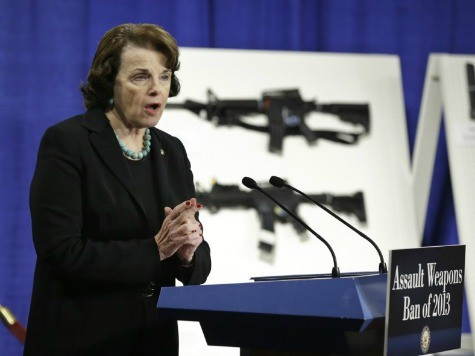Feinstein Bill Designed to Decree 2nd Amendment Rights 'Not Unlimited'