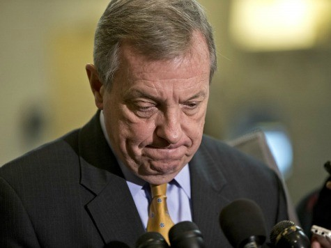 White House: Durbin Lied About GOP