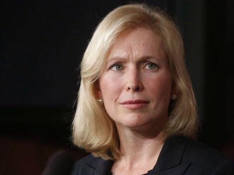 NY's Gillibrand Stumps for Colorado Senator Facing Recall