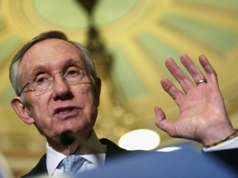 Reid Blocks Biden, Takes Ownership of Fiscal Standoff