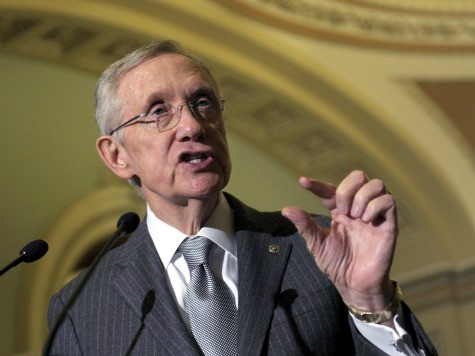 Harry Reid: Immigration Bill Will Improve National Security