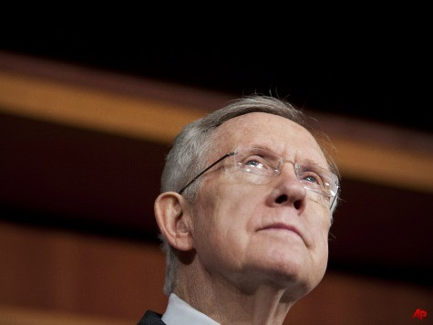 Harry Reid: Tea Party Like Anarchists, Govt. 'Inherently Good'