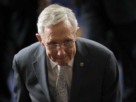 Reid to File for Cloture on Gun Bill
