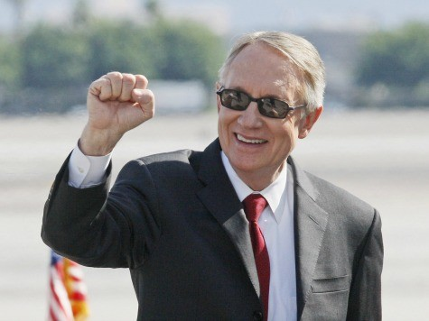 Reid, Democrats Embraced 'Piecemeal' Approach to Keep Helium Reserve Open