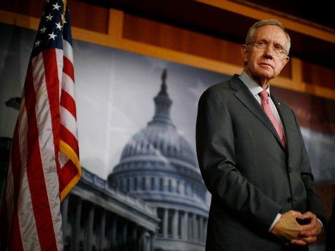 Reid Blocks Senate Vote on Border Security Amendment to Immigration Bill