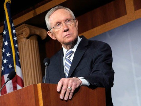 Reid: 'I'm Not Talking to Boehner'