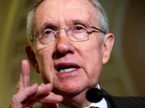 Harry Reid Doubles Down on Bundy Ranch: 'If They're Patriots, We're in Big Trouble'