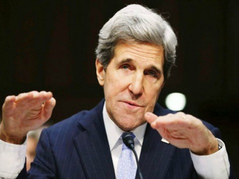 Sequester Eve: Kerry Pledges $60 Million for Syrian Rebels