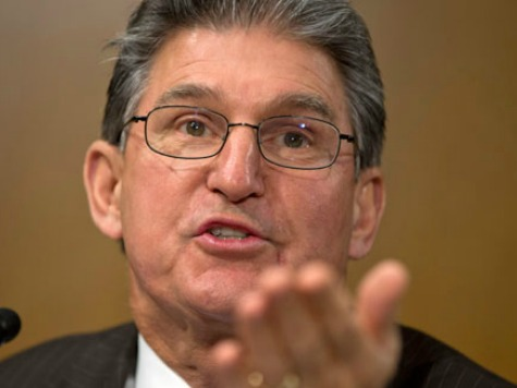 Senator Manchin: 'My NRA Friends Understand' My Support for Gun Control