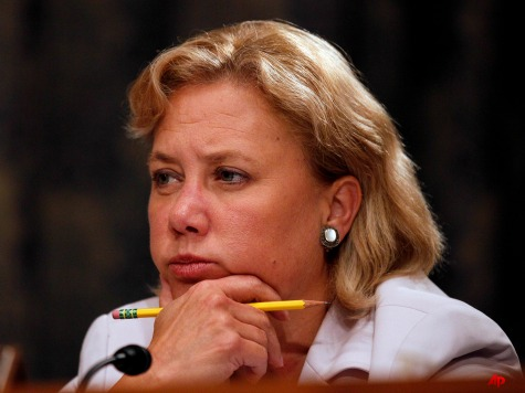 Sen. Mary Landrieu Fakes Committee Hearing For New Campaign Ad
