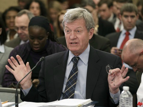 Baucus: 'A lot More Coming Out' on IRS Scandal
