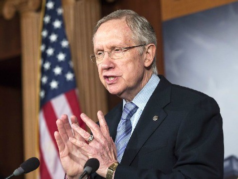 Poll: Reid Has Lowest Approval Rating Among Congressional Leaders