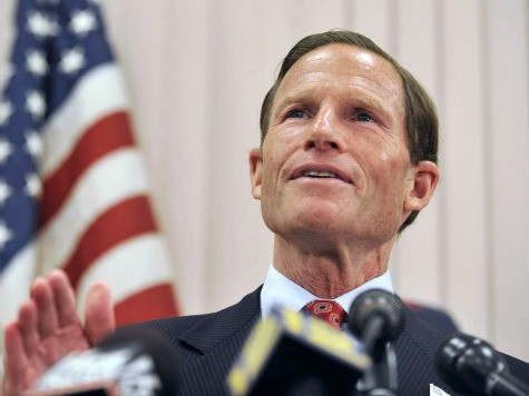 Connecticut's Sen. Blumenthal Rated Most Liberal Senator