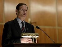 Blumenthal Wants High Capacity Mag Ban in Democrat Gun Control Package