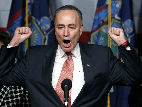 Schumer Exploits Boston Bombing to Promote Immigration Bill Security Features