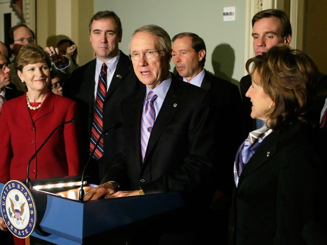 Flashback: Senate Democrats Echoed Obama's Insurance Promise