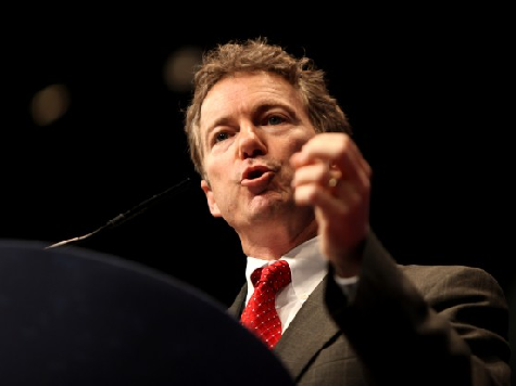 Rand Paul Speaks At Howard University
