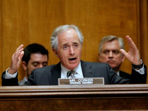 Corker Comes Out Swinging Against Ryan-Murray Budget Deal