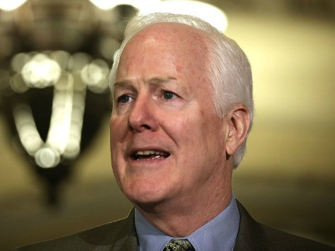 Exclusive-Sen. John Cornyn: We Can Do Better; American People Deserve Affordable Healthcare Plans